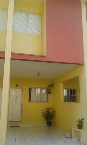 Imagem 1 de 26 de Sobrado No Aricanduva Com 3 Dorms, 1 Vaga, 88m² - So0196