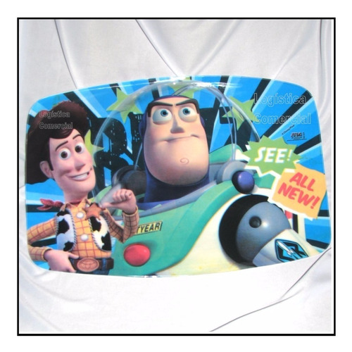Juego (2) Manteles Individuales Infantil Mickey Toy Story