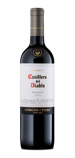 Casillero Del Diablo Malbec 750ml