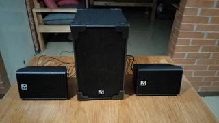 Sistema Promedia Electrovoice 2.1