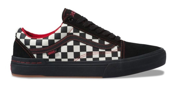 Tênis Vans Old Skool Pro Bmx Checkerboard