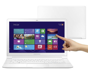 Notebook Samsung Quad-core 4gb 120gb Ssd Touchscreen 13,3