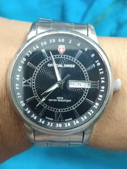 Reloj Original Official Swiss
