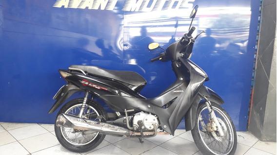 Honda Biz 125 Es Preta 2010
