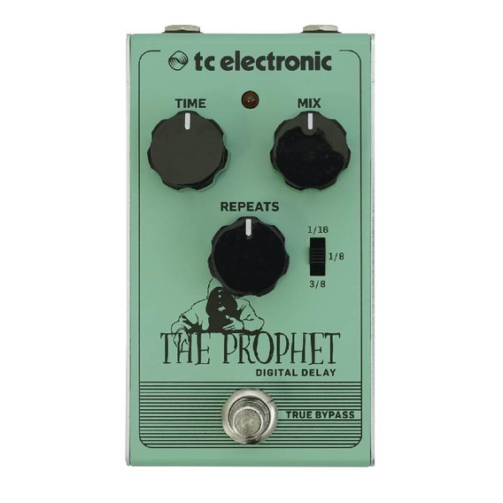 Pedal P/guitarra The Prophet Digital Delay - Tc Electronic