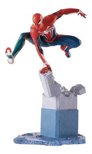 Advanced Suit Spider-man 1:12 Pcs Collectibles Bonellihq Q20