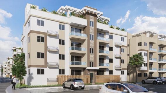 Apartamentos De 2 Y 3 Habitaciones En San Isidro - Bono Vivienda