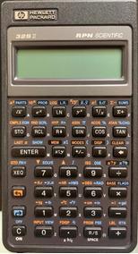 Calculadora Científica Hp 32sii - Super Nova - Item Raro