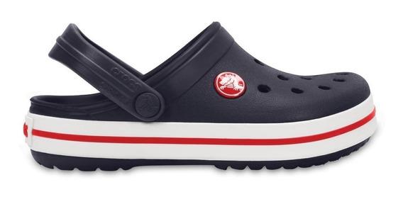 Crocband Kids - Navy / Azul - Marinho - Unisex - Crocs