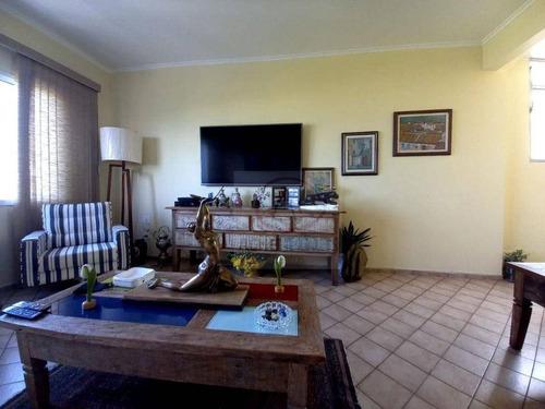 Imagem 1 de 14 de Apartamento Com 3 Dormitórios, 1 Suite E 1 Vaga Coletiva Suficiente  À Venda, 117 M² Por R$ 660.000 - Pompéia - Santos/sp - Ap10666