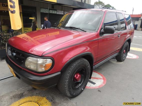 Ford Explorer Explorer Xl
