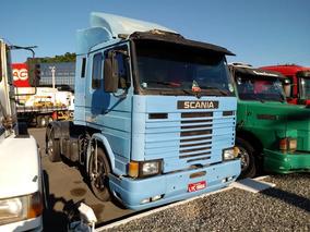 Scania 142 4x2 1984 Mecanica 112