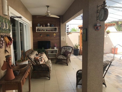 Casa Com 4 Dormitórios À Venda, 227 M² Por R$ 1.050.000,00 - Betel - Paulínia/sp - Ca4102