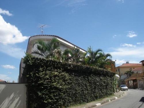Sobrado Residencial À Venda, Jardim Textil, São Paulo. - So2660