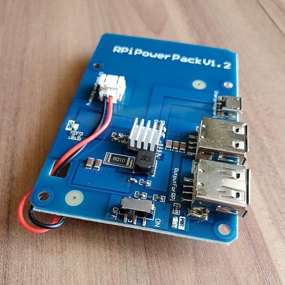 Rpi Powerpack P Raspberry Hotspot Mmdvm Com Bateria 4000 Mah