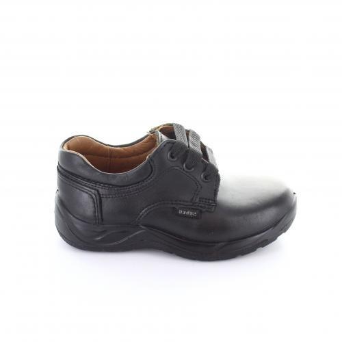 Zapato Para Niño Audaz 163901-a-041329 Color Negro