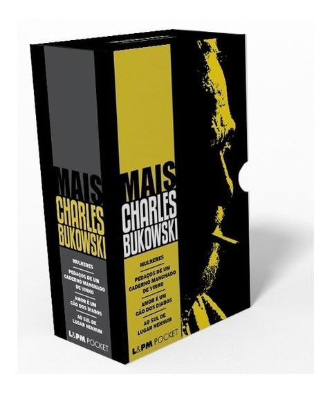 Caixa Especial Mais Charles Bukowski /charles Bukowski