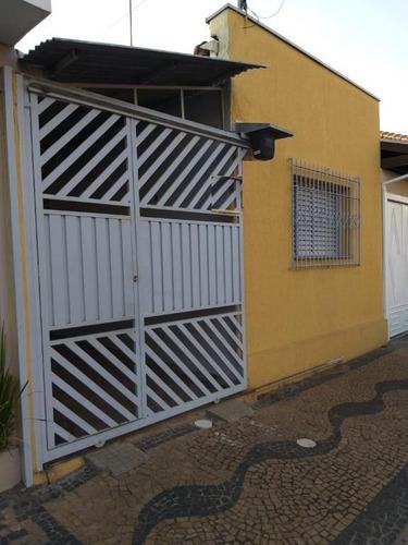 Imagem 1 de 17 de Casa Com 4 Dormitórios À Venda, 195 M² Por R$ 360.000 - Estádio - Rio Claro/sp - Ca0467