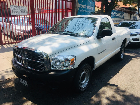 Dodge Ram 2500 2010 Pickup St 6vel 4x2 Factura Agencia