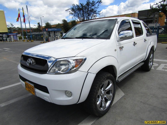 Toyota Hilux Mt 2500 Diesel 4x4