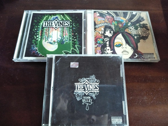 The Vines - Lote 3 Cds