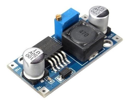 Regulador De Voltaje Step Down Dc-dc Lm2596 3a Arduino Pic