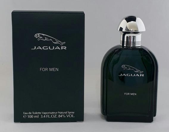 Perfume Jaguar For Men 100ml Edt Masc + Brinde Amostra