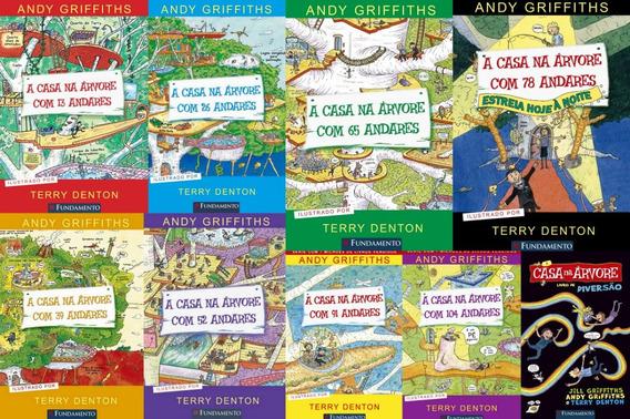 Coleção A Casa Na Árvore + O Livro De Diversão 1