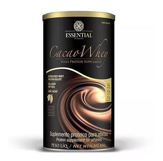 Vanilla/cacao Whey 450g - Essential Nutrition Promoção