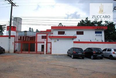 Galpão Industrial À Venda, São Bento, Arujá. - Ga1375