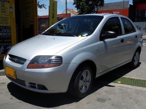 Chevrolet Aveo 1.600 Mt