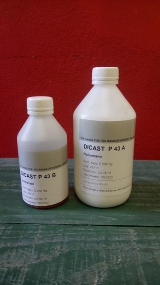 Espuma De Poliuretano 2 Componente Por 750 Gramos