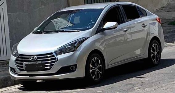 Hyundai Hb20s 1.6 Comfort Style Flex Aut. 4p 2017