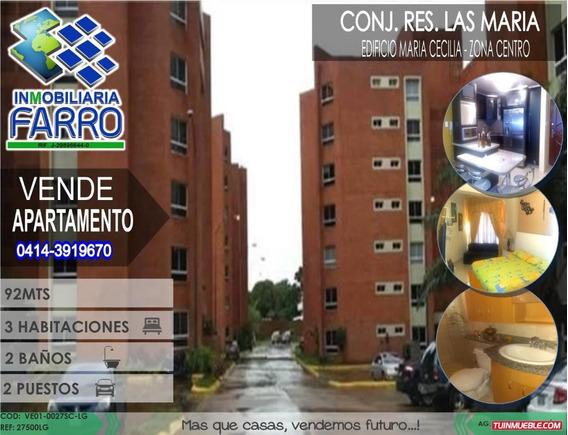Venta De Apto En El Centro Ve01-0027sc-lg