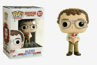 Funko Pop Stranger Things Alexei