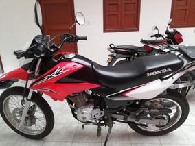 Honda Xr150l Roja