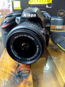 Nikon D3200 Ótimo Estado De Conservação