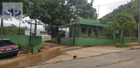 Galpão Em Parque Uirapuru - Guarulhos - 1199