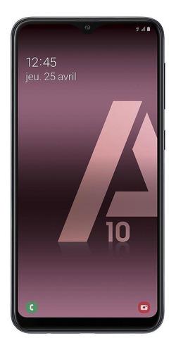 Celular Smartphone Samsung Galaxy A10 A105g 32gb Preto - Dual Chip