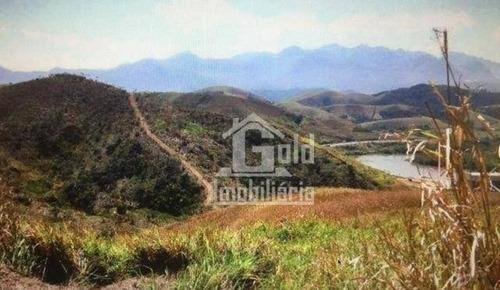 Fazenda Com 100 Alqueires Com Excelente Área Para Empreendimento Imobiliário E Para Fazenda Solar. - Fa0173
