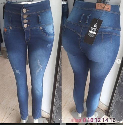 Pantalon Para Dama Jean Variedad Y Moda Studio F 22 Mercado Libre