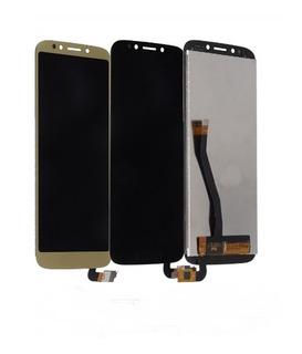 Tela Touch Display Lcd Frontal Moto E5 Play Xt1920 Xt1920-19
