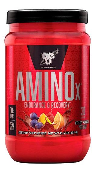 Amino X Bsn Ponche De Frutas 30 Servicios