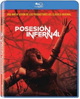 Posesión Infernal (evil Dead) 2013 Película Blu Ray