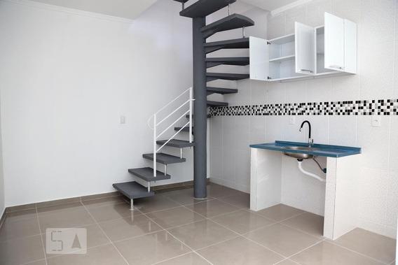 Casa Para Aluguel - Parque Pinheiros, 1 Quarto, 35 - 893104486