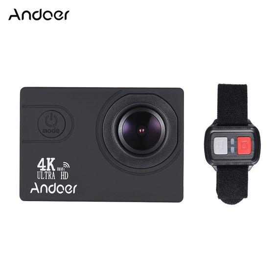 1080p An4000 4k 30fps 16mp Wi-fi Ação Esportes Câmeraandoer