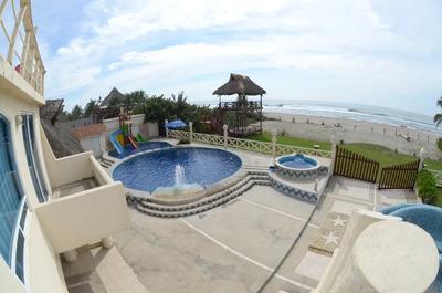 Vacaciones A Pie De Playa, Hasta 40 Personas
