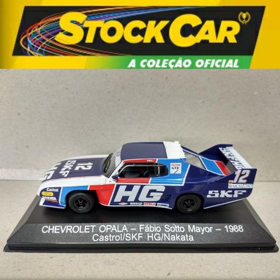 Miniatura Opala (1988) - Coleção Stock Car **45