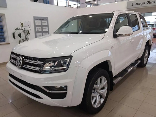 0km Volkswagen Amarok 3.0 V6 Cd Highline 4x4 Tasa 5% Vw 48