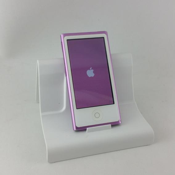 iPod A1446 Nano 7 Geração Rosa Apple Leia Vitrine